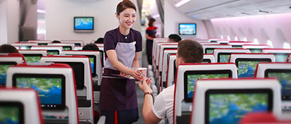 Hong Kong Airlines Flights