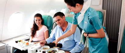 Korean Air Flights